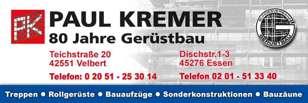 Kremer-Geruestbau